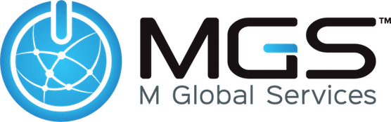 M Global Services logo
