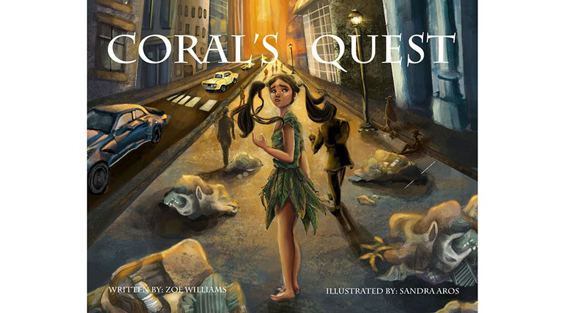 Coral's Quest book cover